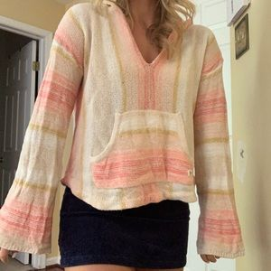 Billabong Knit Beach Sweatshirt